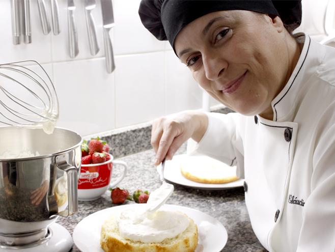 Chef Cláudia Pires