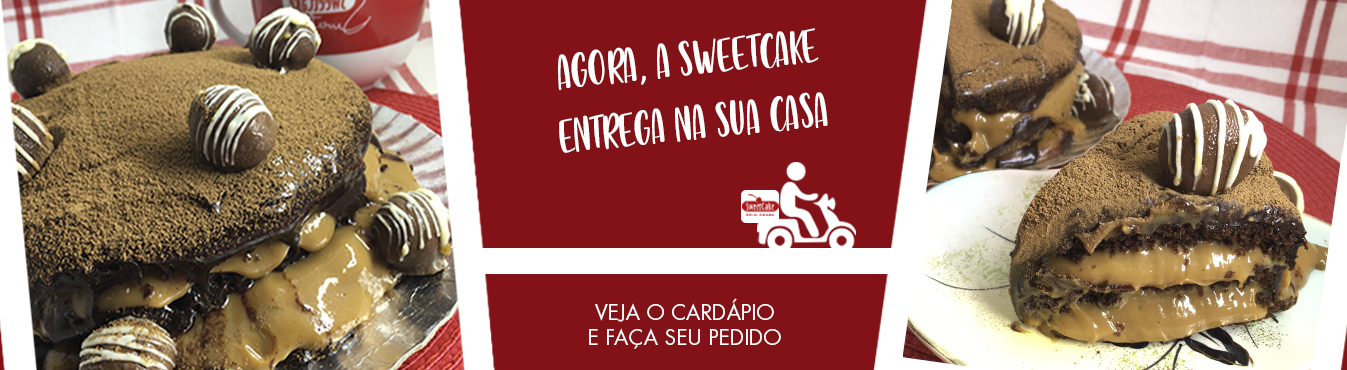 Capa SweetCake Delivery