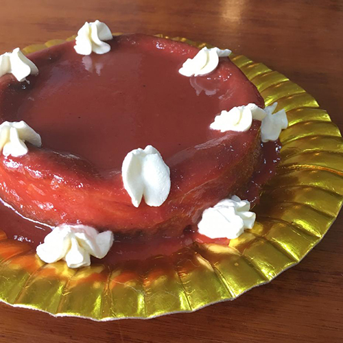 Cheesecake de Goiaba 1