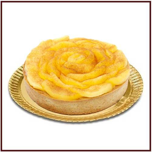 torta-maça Tortas Doces